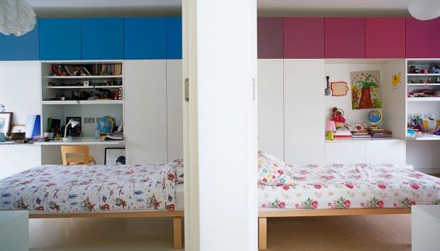 Χρώματα και μοτίβα για το παιδικό δωμάτιο