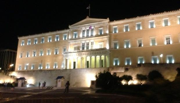 Τρέχοντας στην Αθήνα
