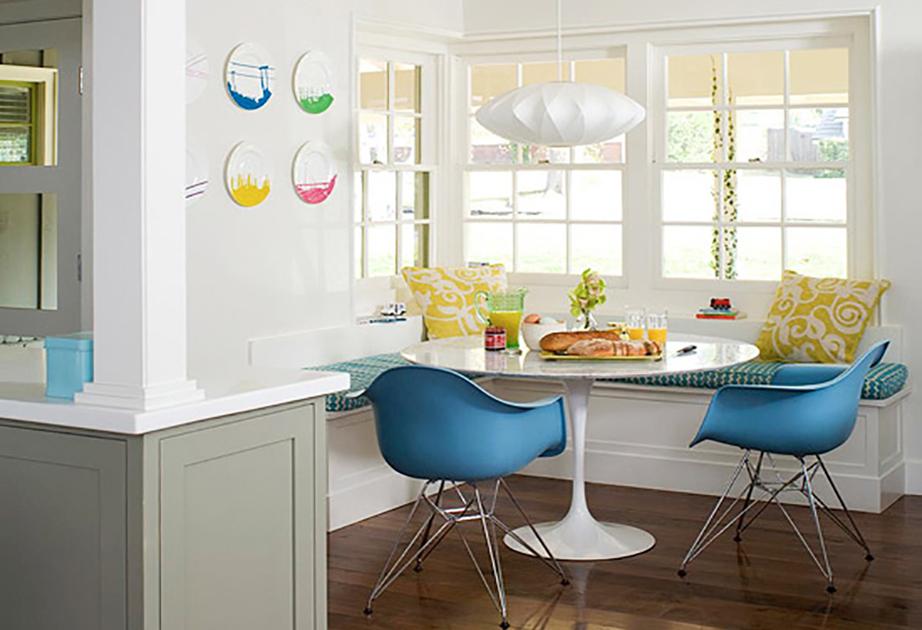 Η κουζίνα είναι ένας χώρος που χρησιμοποιείται καθημερινά, διατηρήστε τον casual χαρακτήρα της για να είναι φιλόξενη και λειτουργική.