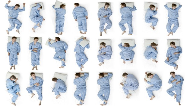 Τι Λέει ο Τρόπος που Κοιμόμαστε για τον Χαρακτήρα μας