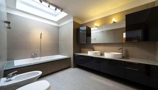 Ο φωτισμός του μπάνιου