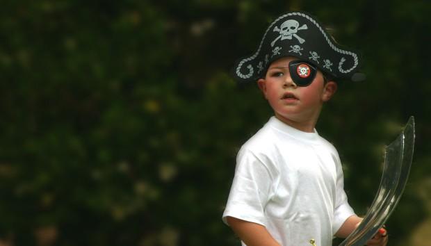 Παιδικό πάρτυ: πειρατές