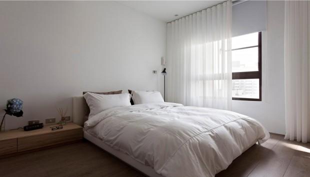 Υπνοδωμάτιο: 3 tips για chic & simple διακόσμηση