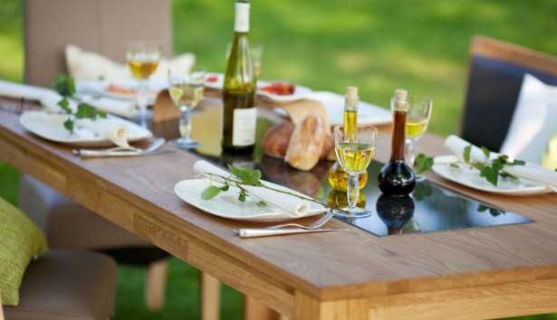 Art de la table: Στρώστε αυγουστιάτικο τραπέζι