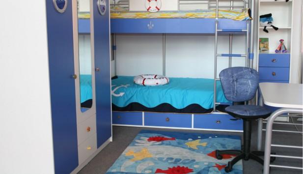 «Τι χαλί να διαλέξω για το παιδικό δωμάτιο»;