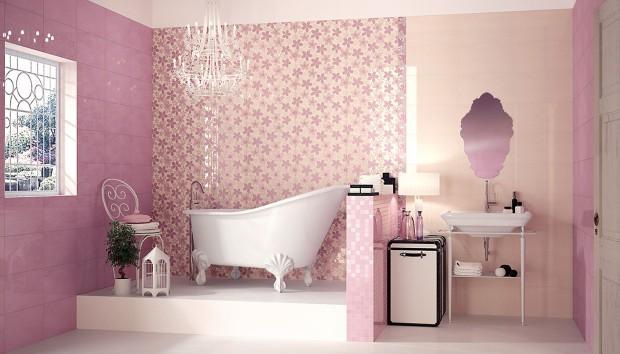 Παιδικό μπάνιο για μικρές Κλεοπάτρες