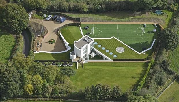 Το Σπίτι που Θέλει να Αγοράσει ο Mario Balotelli Κοστίζει Πολλά
