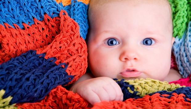 Τα Χρώματα και Πώς Επιδρούν στο Μωρό Σας
