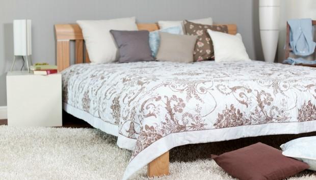 «Πώς να ανανεώσω την κρεβατοκάμαρα μου οικονομικά;»