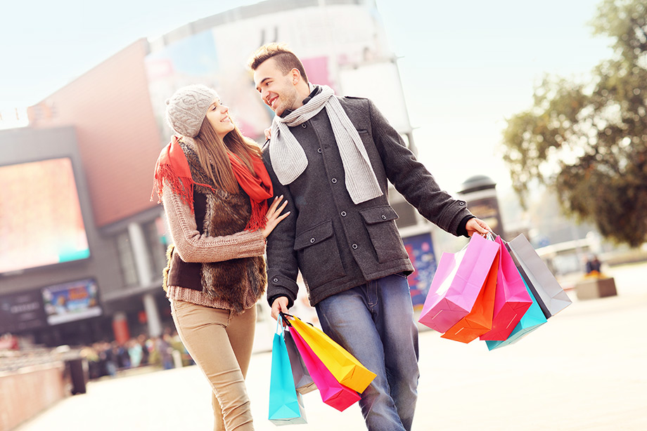 Τα χριστουγεννιάτικα ψώνια αποτελούν την ιδανική ευκαιρία για να ενεργοποιήσετε τον μεταβολισμό σας.