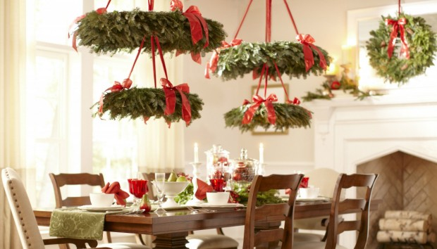 Φτιάξτε έναν Ξεχωριστό Χριστουγεννιάτικο Πολυέλαιο!