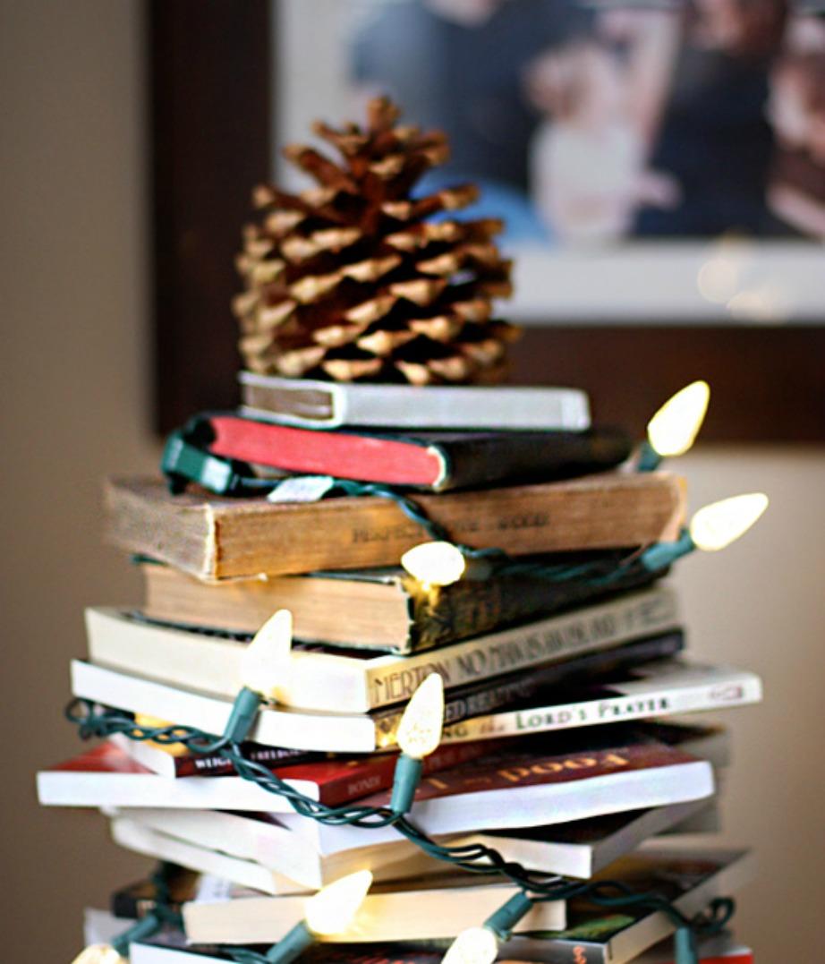 Με απλά υλικά φτιάχνουμε τα πιο όμορφα χριστουγεννιάτικα αντικείμενα!