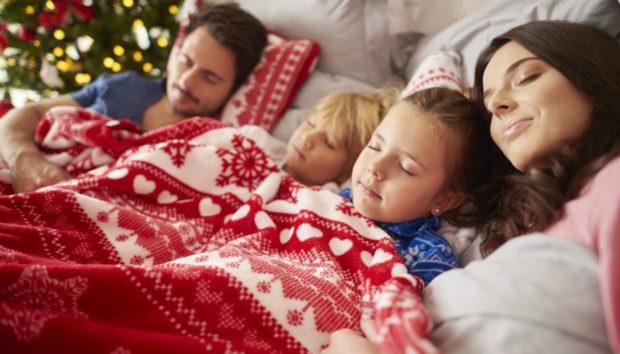 Μοναδική Χριστουγεννιάτικη Διακόσμηση για το Υπνοδωμάτιό σας σε Χαμηλό Budget