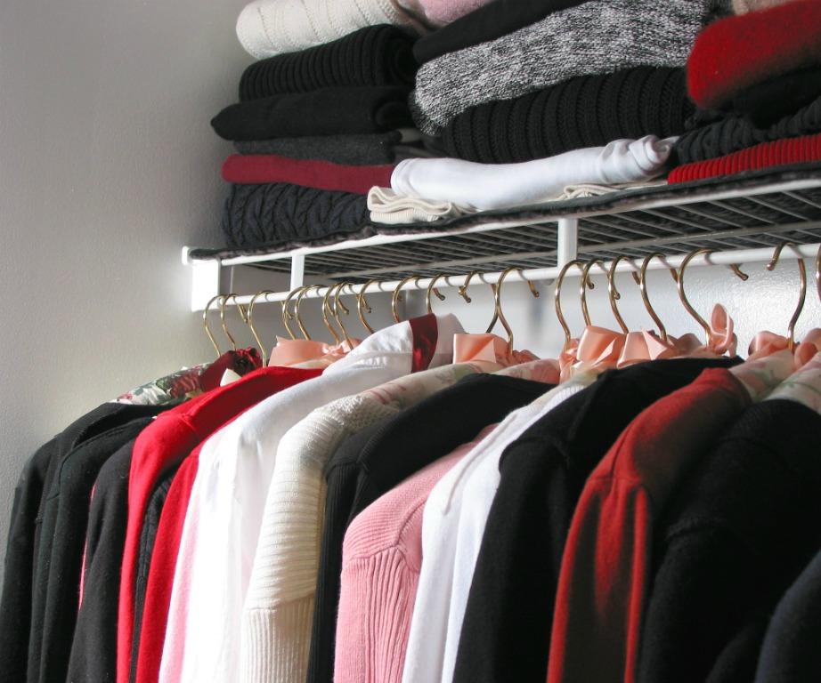 Το μόνο σίγουρο είναι πως δεν χρησιμοποιείτε όλα τα ρούχα που έχετε στη ντουλάπα σας.