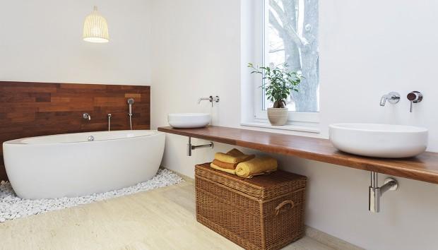 Φτιάξτε Μπάνιο 5 Αστέρων με 5 Βήματα