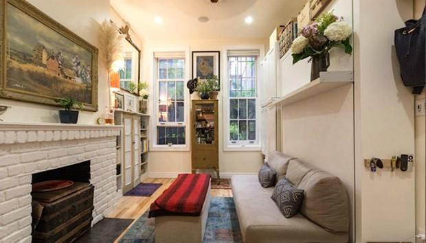 Αυτό το Μικροσκοπικό Διαμέρισμα Είναι Μόλις 22 τ.μ. και Χωράει τα Πάντα!