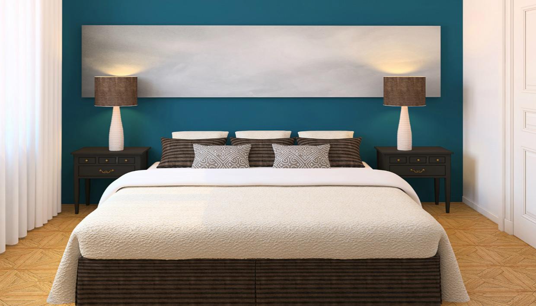 Bedroom Colors On Pinterest