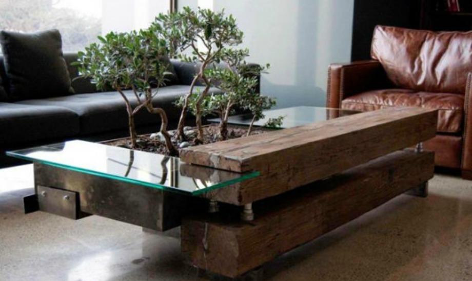 Το ιδανικό τραπεζάκι για κήπο