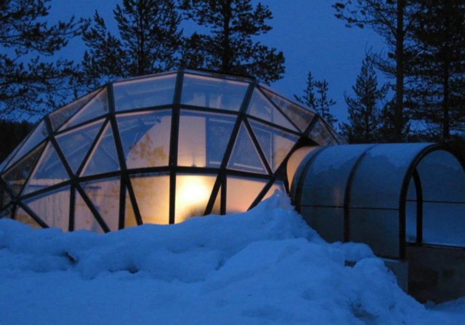 Hotel Kakslauttanen στη Φινλανδία
