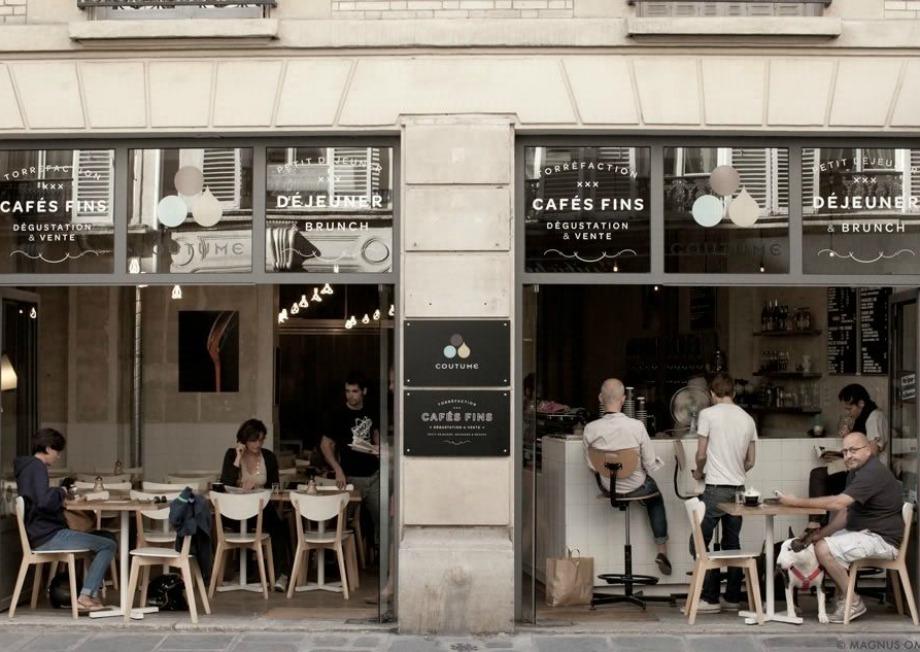 Café Coutume, Παρίσι