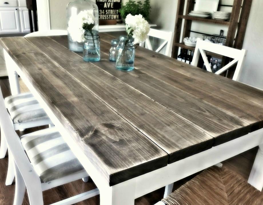 Τα vintage έπιπλα δίνουν στιλ στο χώρο και μπορείτε να δημιουργήσετε μερικά μόνοι σας χρησιμοποιώντας ως βάση μη επεξεργασμένο ξύλο