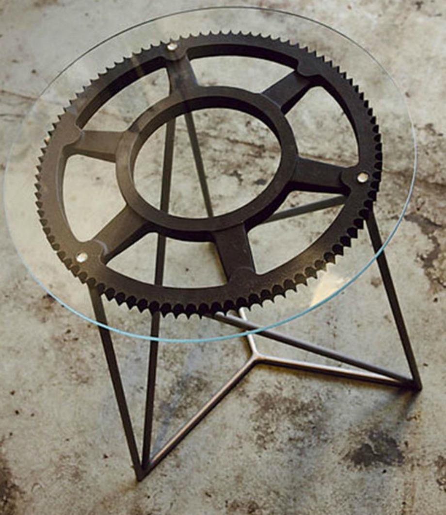 Βιομηχανικό τραπέζι