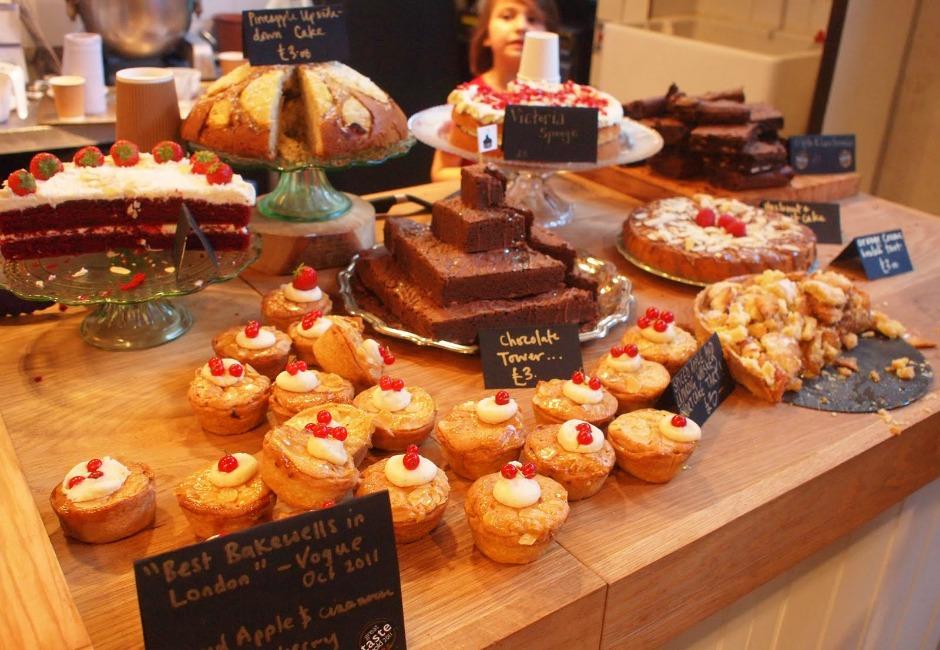 Tα καλύτερα cupcakes του Λονδίνου