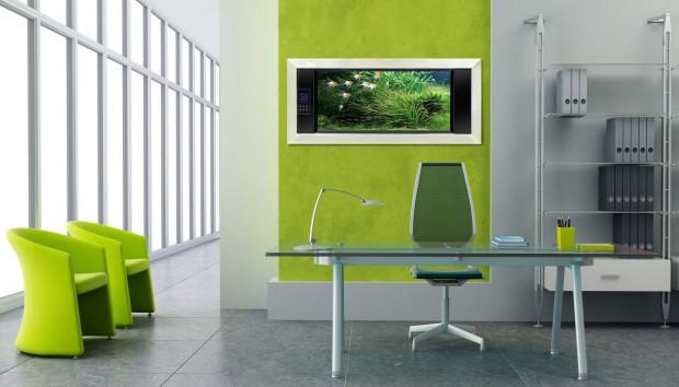 10 Χρωματικοί Συνδυασμοί που θα σας Δώσουν Ενέργεια στο Γραφείο!