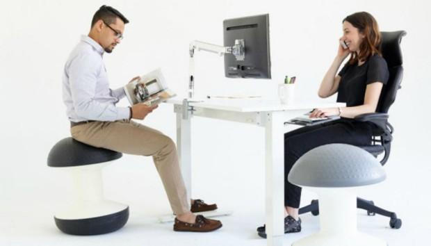 Το Σούπερ Κάθισμα που σας Γυμνάζει ενώ Κάθεστε