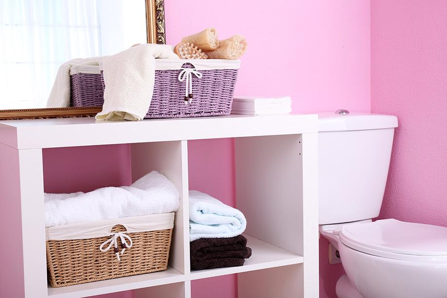 """Τα καλάθια θα σας βοηθήσουν να αποθηκεύσετε πολλά αντικείμενα αλλά θα """"ζεστάνουν"""" και τον χώρο σας."""