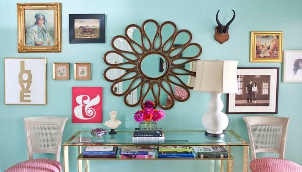 Μέντα: Το Χρώμα που θα Κυριαρχήσει σε Όλα τα Σπίτια
