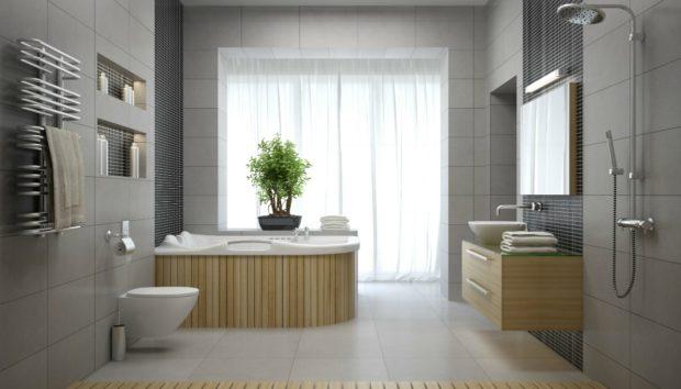 Μάθετε ποιο είναι το Ιδανικό Χρώμα για να Βάψετε το Μπάνιο σας!