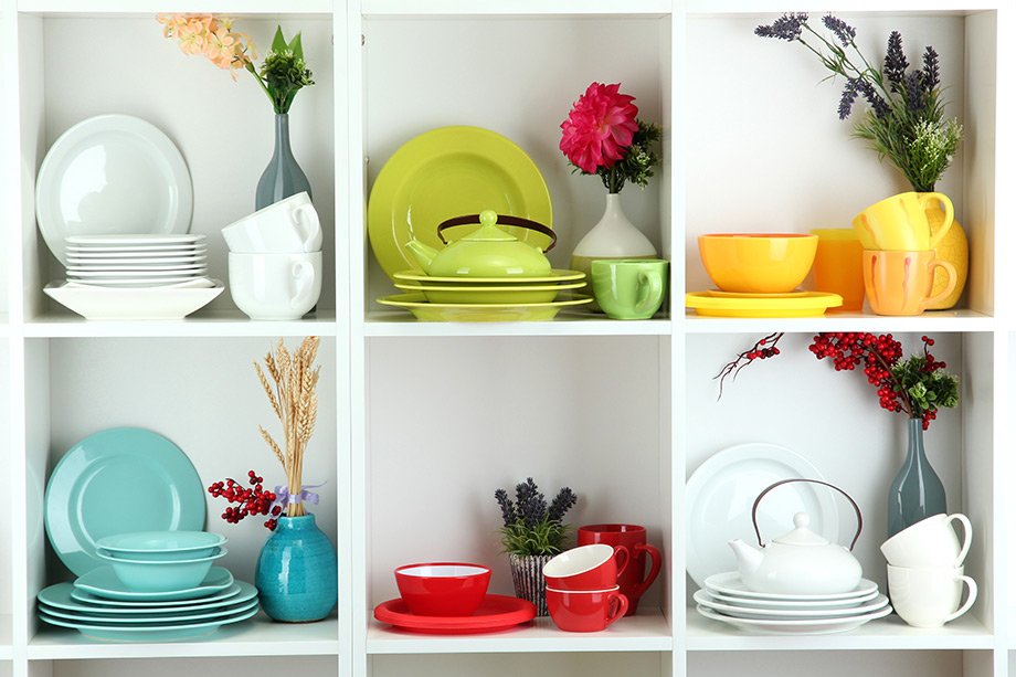 Μπορείτε να ξεχωρίσετε τα αντικείμενα όχι βάσει είδους αλλά βάσει χρώματος.
