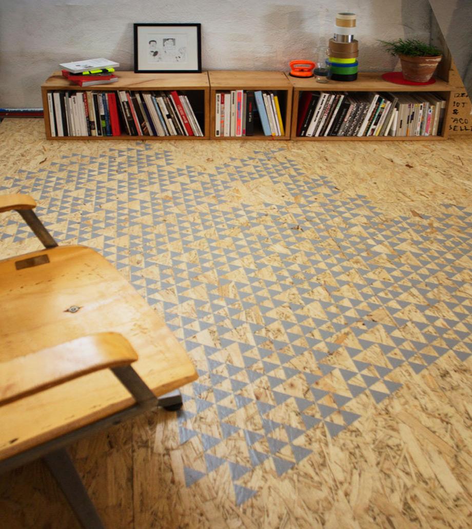 Δείτε το πάτωμά σας σαν διακοσμητικό στοιχείο και κάντε το να ξεχωρίζει.