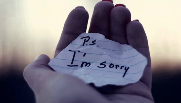 4 λόγοι που δυσκολεύεσαι τόσο πολύ να πεις συγγνώμη