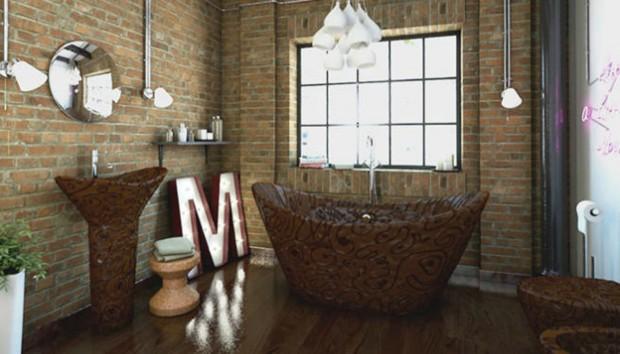 Δείτε ένα Απίστευτο Μπάνιο που Σίγουρα θα σας Παχύνει