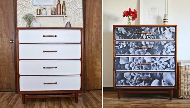 Κάντε την Παλιά σας Συρταριέρα το πιο Design Έπιπλο