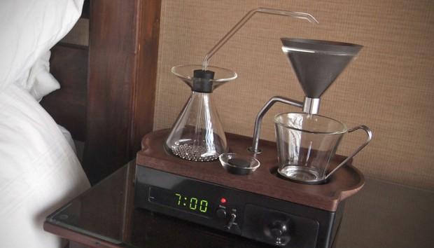 Αποκτήστε το Ξυπνητήρι που σας Κερνάει Πρωινό Καφέ!