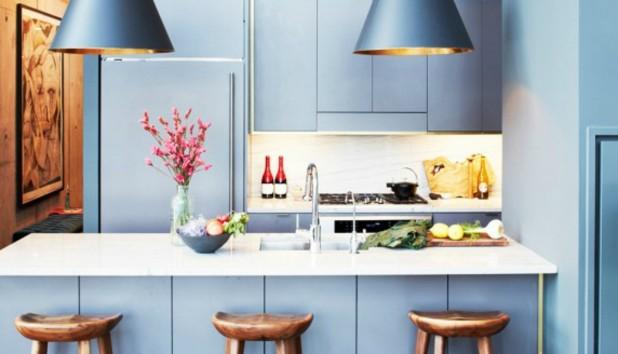 Το Μπλε στη Διακόσμηση: Πάρτε Ιδέες από τα Σπίτια 7 Διακοσμητών