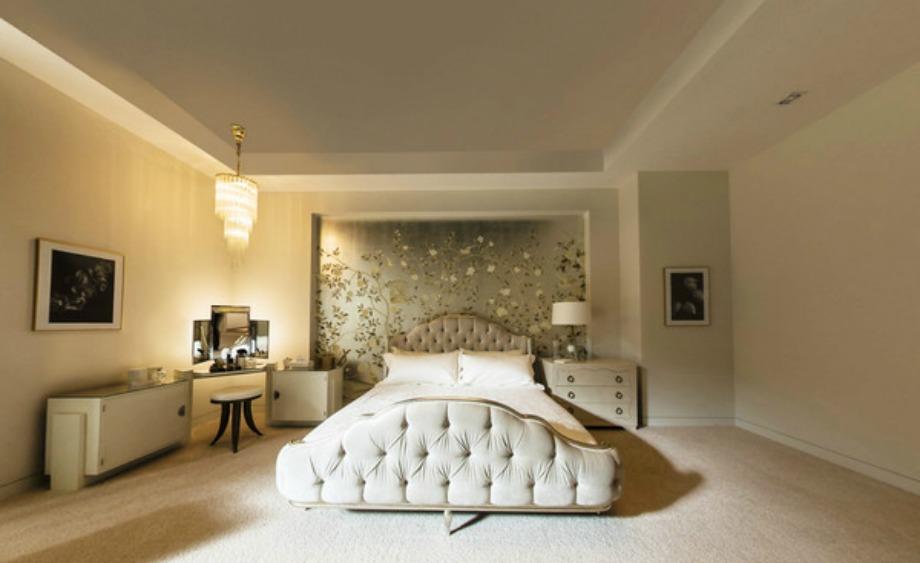Το κρεβάτι του Mr. Grey
