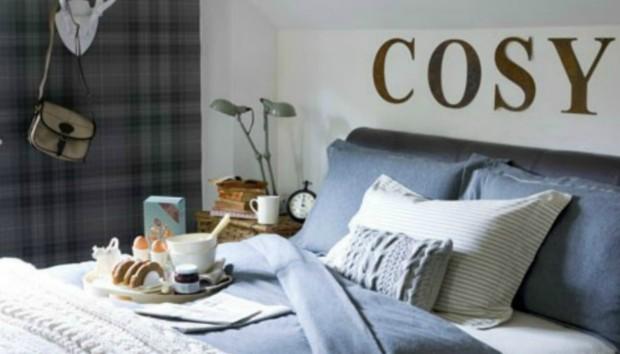 7 Υπέροχες Ιδέες για ένα Ζεστό Υπνοδωμάτιο