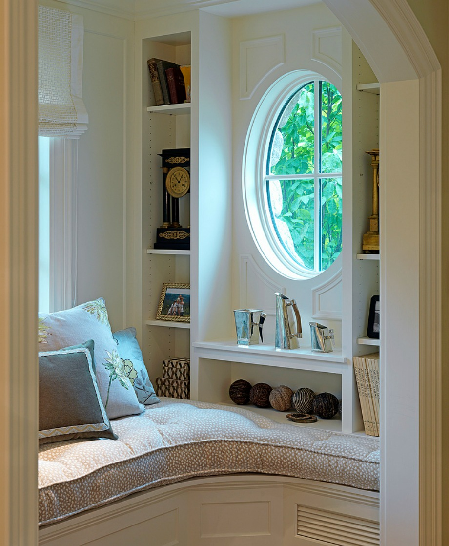 Cozy γωνιά διαβάσματος