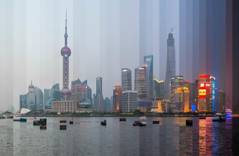 Pudong, Σαγκάη