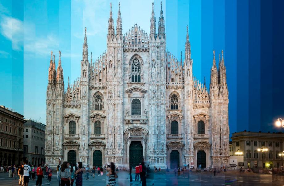 The Duomo, Μιλάνο