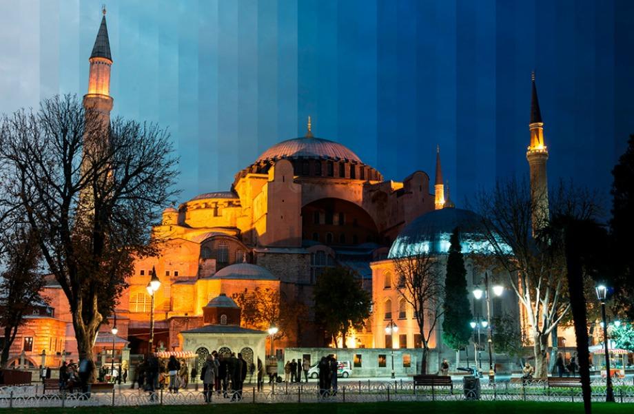 Αγία Σοφία, Τουρκία