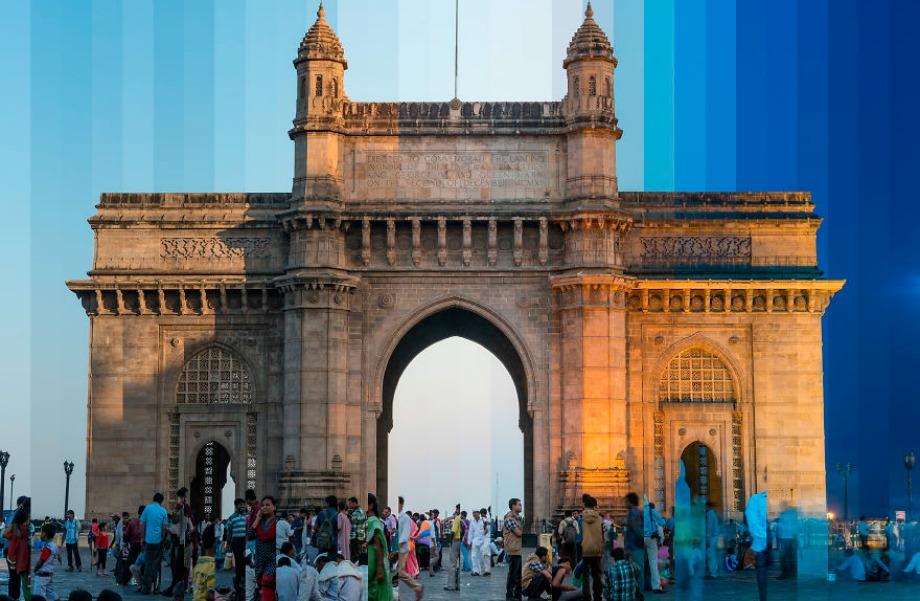 Gateway to India, Μουμπάι