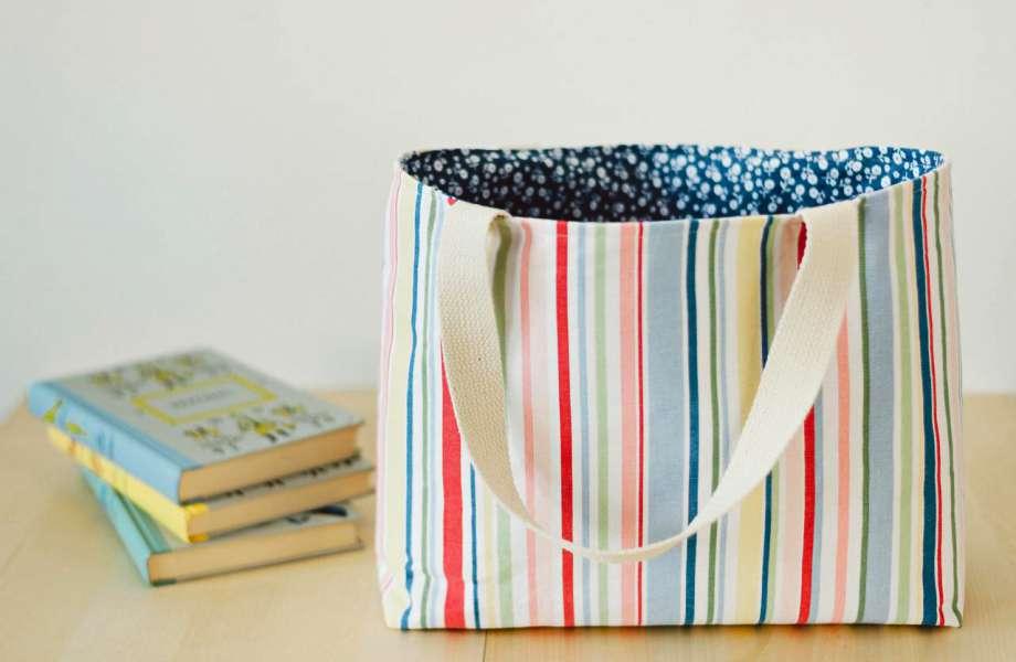 Οι υφασμάτινες τσάντες είναι πιο φιλικές για το περιβάλλον αλλά και το στυλ σας!