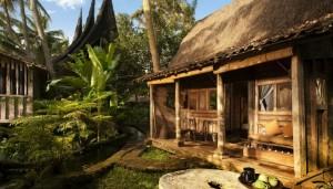 Η φύση είναι άπλετη και το ξενοδοχείο βρίσκεται σε τοποθεσία που δεν θα σας ενοχλήσει κανείς