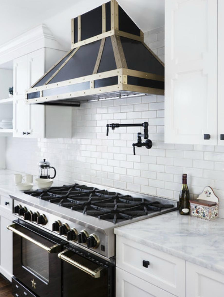 Ο απορροφητήρας μπορεί να κάνει όλη τη διαφορά σε μία κουζίνα