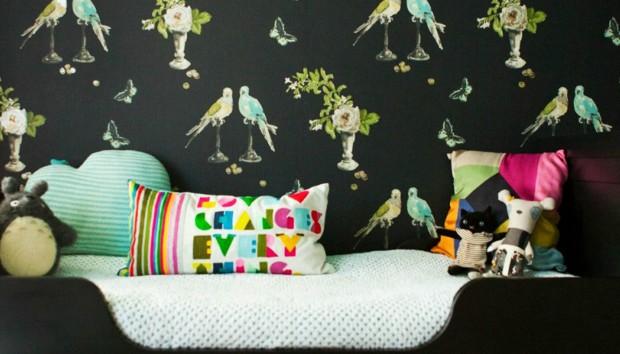 Ποιο Είναι το πιο Αμφιλεγόμενο Χρώμα για το Παιδικό Δωμάτιο;